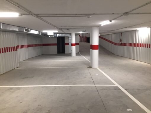 Aparcamiento subterráneo – UBRIQUE